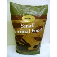 Rabbit Mix No1 Molassed 15kg - Pet Products R Us