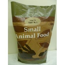 Rabbit Mix No5 15kg - Pet Products R Us