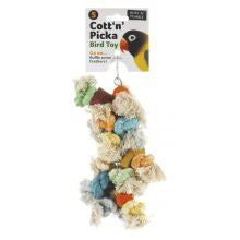 Ruff 'N'Tumble Cott 'N' Picka  - Pet Products R Us