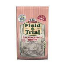 Field & Trial Salmon & rice Hypoallergenic - Pet Products R Us