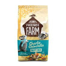 Supreme Tiny Friends Farm Charlie Chinchilla Tasty Mix