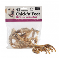 Treat 'N' Chew Chick 'N' Feet
