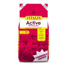 Vitalin Active-Working Diet 15KG - Pet Products R Us