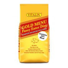Vitalin Gold Menu-Fussy Eater Diet 15KG - Pet Products R Us