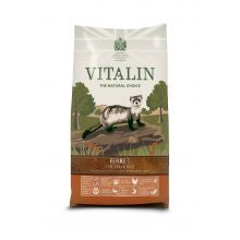 Vitalin Natural Ferret 12kg - Pet Products R Us