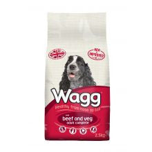 Wagg Complete Beef & Veg - Pet Products R Us