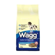 Wagg Complete Chicken & Veg - Pet Products R Us