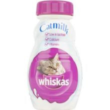Whiskas Cat Milk 200ml x 6