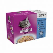 Whiskas Pouch Fishermans Selection 100g x 12 - Pet Products R Us