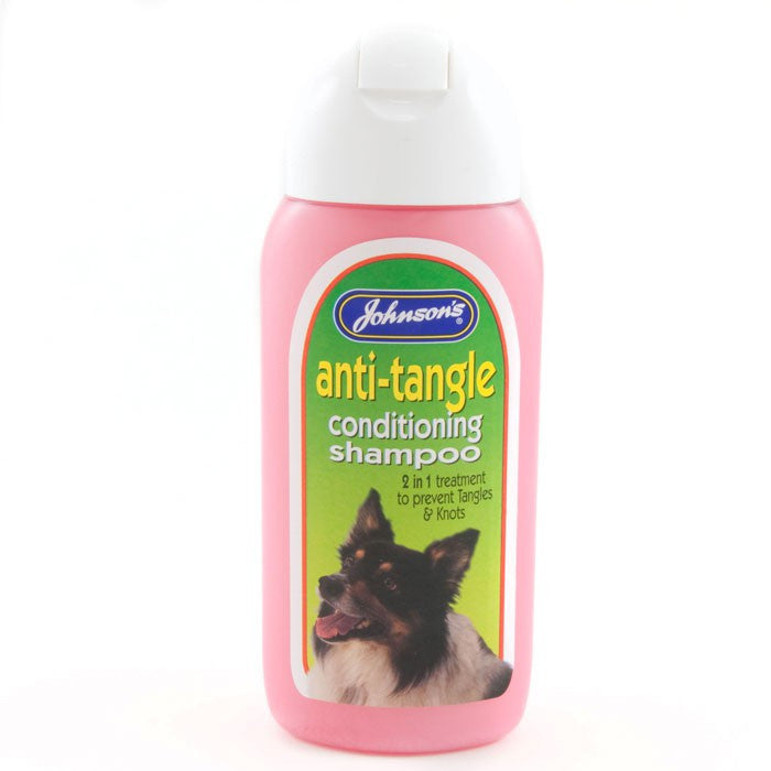 Johnsons Anti-Tangle Conditioning Shampoo - Pet Products R Us