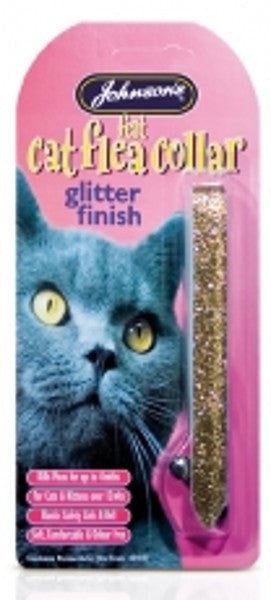 Cat Flea Collar Glitter - Pet Products R Us