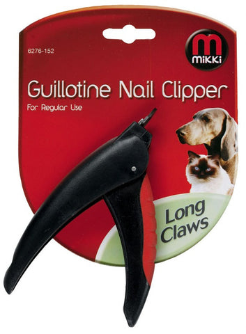 Guillotine Nail Clipper - Pet Products R Us