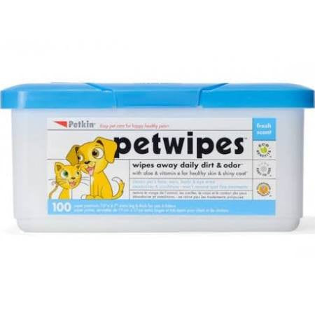 Pet Wipes - Pet Products R Us