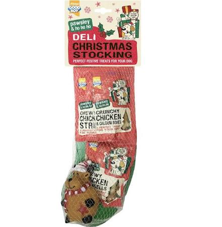 Good Boy Pawsley Deli Christmas Stocking
