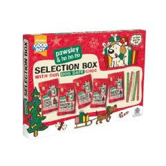 Pawsley Christmas Selection Box