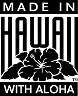 Handcrafted in Hawaii