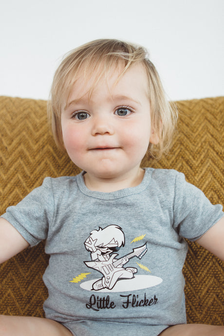 'Little Flicker' onesie
