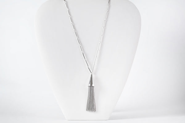 Eddie Borgo Tassle Necklace