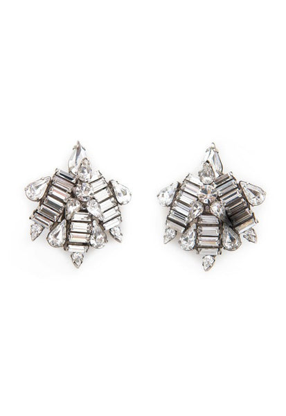 Dannijo Alexis Clip On Earrings