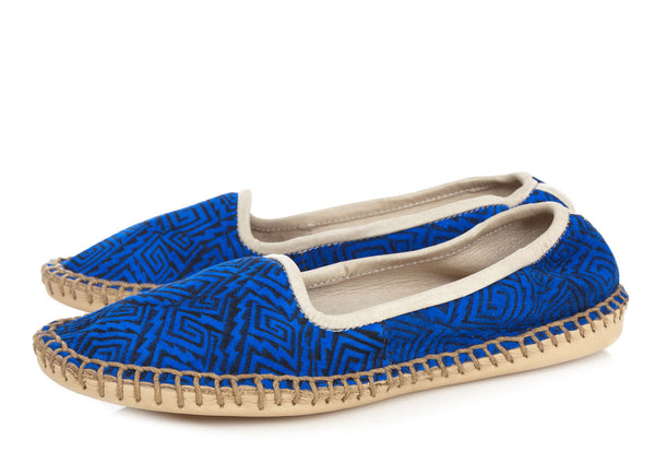 Vanessa Mooney Aztec Moccasins