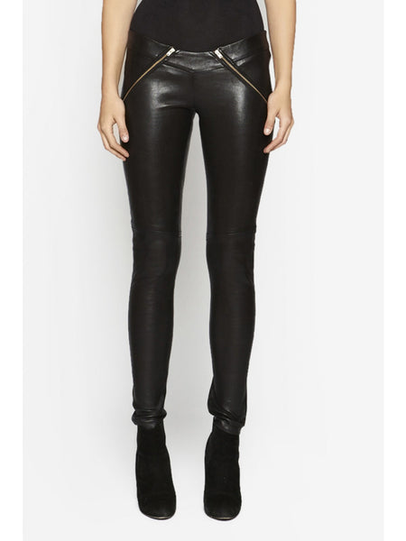 Camilla and Marc Box Leather Pants