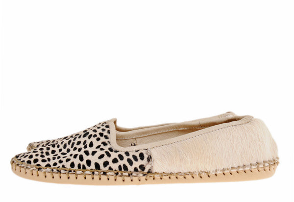 Vanessa Mooney Cheetah Moccasins