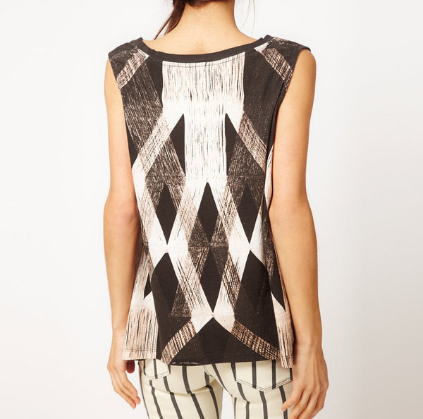 Sass and Bide The Selfish One Top