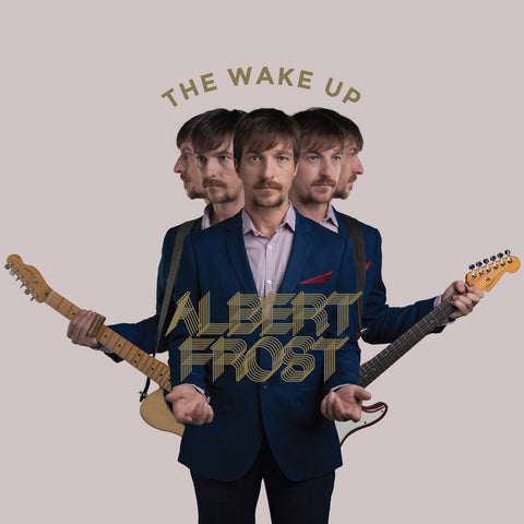 Albert Frost - The Wake Up - Valve House Music