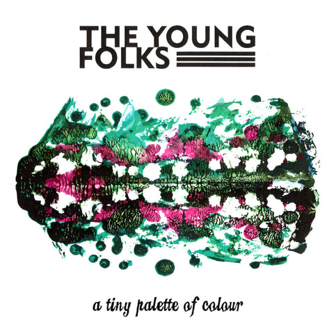 The Young Folks - A Tiny Palette of Colour - Valve House Music