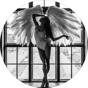 Angel dream 2 | CIRCLE ART | RUNDE BILLEDER