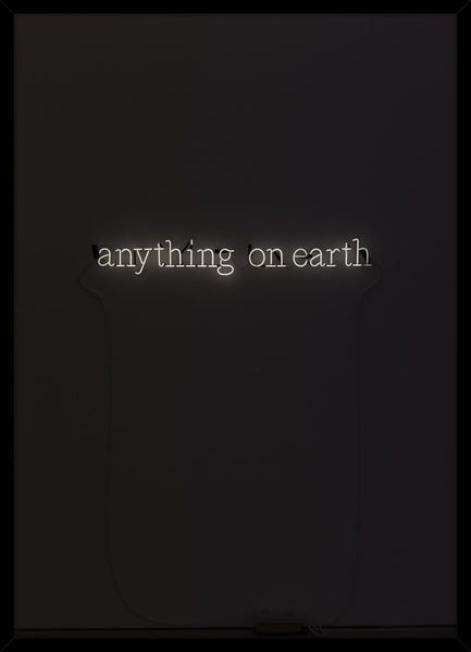 Anything | PLAKAT | POSTER