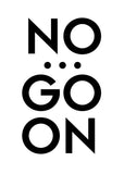 No... go on | PLAKAT | POSTER