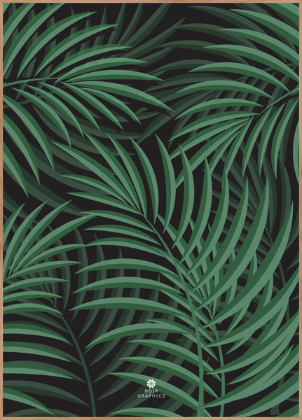 Tropical Bush | Alu Art