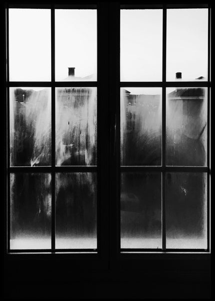 Misted window | Poster Board