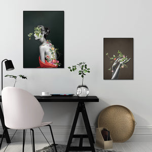 Flower passion | Poster Board