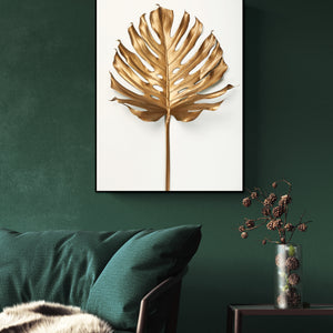 Monstrea Gold Leaf | Poster Board