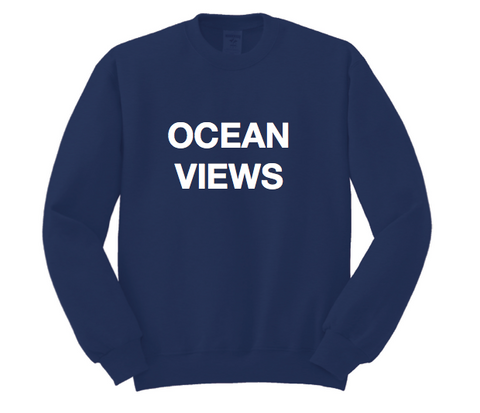 Ocean Views Sweatshirt