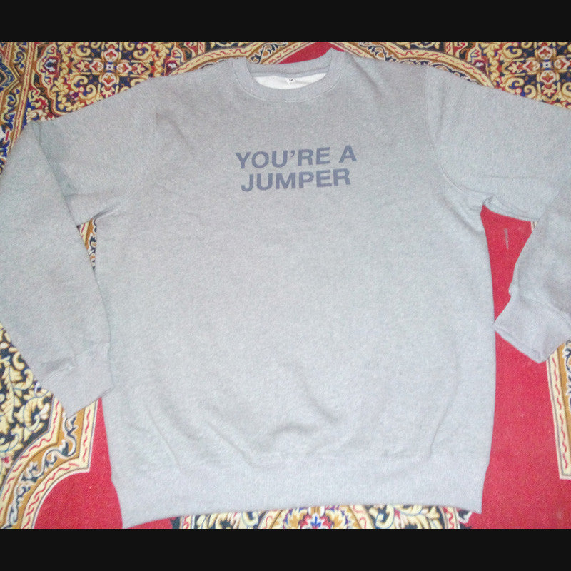 You're A Jumper Sweatshirt