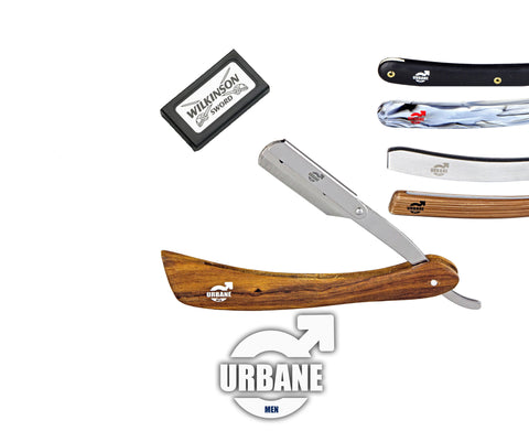 Urbane Men Straight Cut Throat Razor
