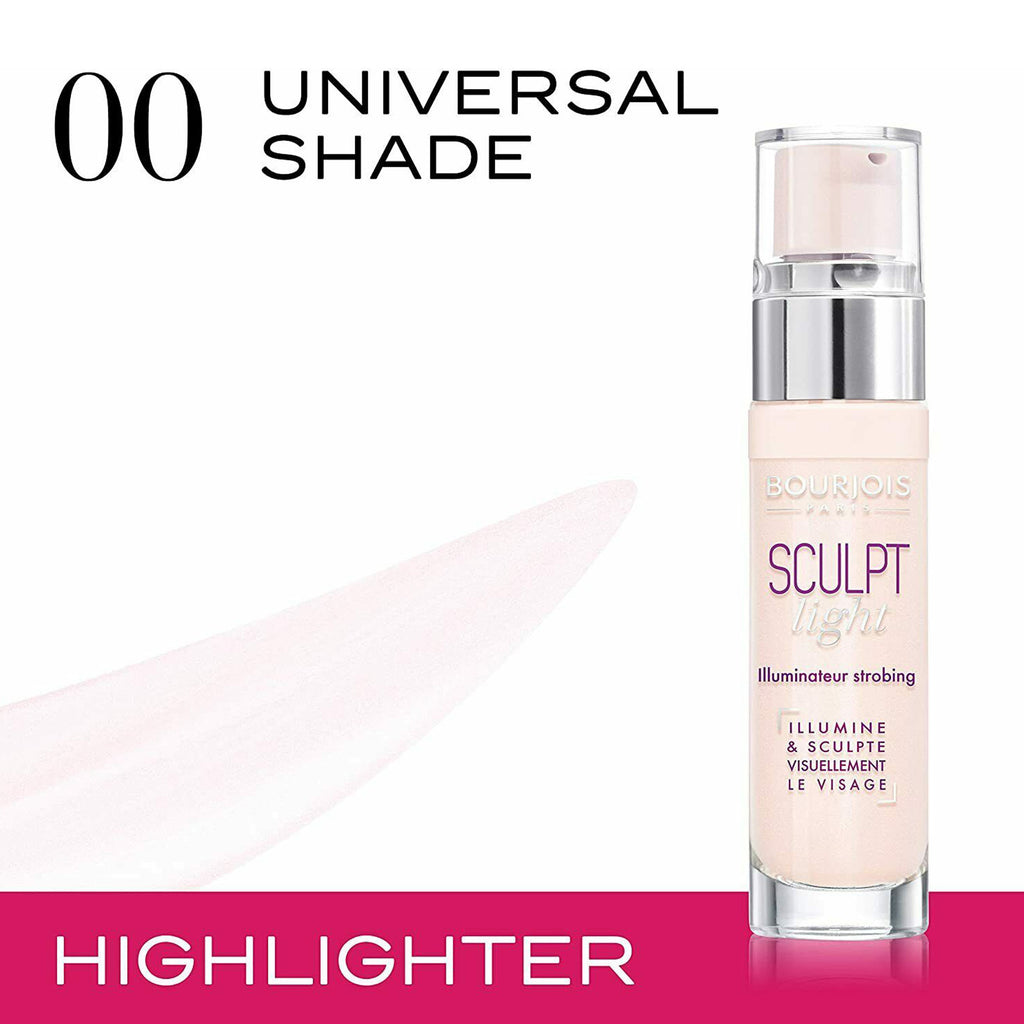 Bourjois Sculpt Light Strobing Highlighter - 00 Universal Shade 15ml