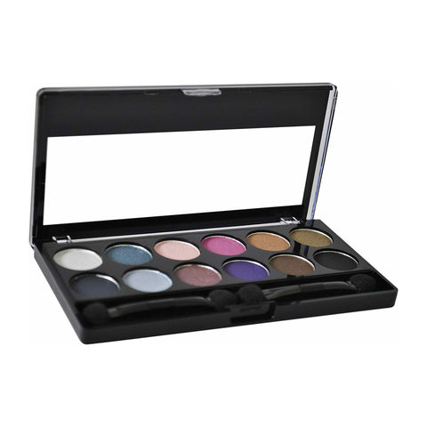 City Color Eyeshadow Palette - Smokey