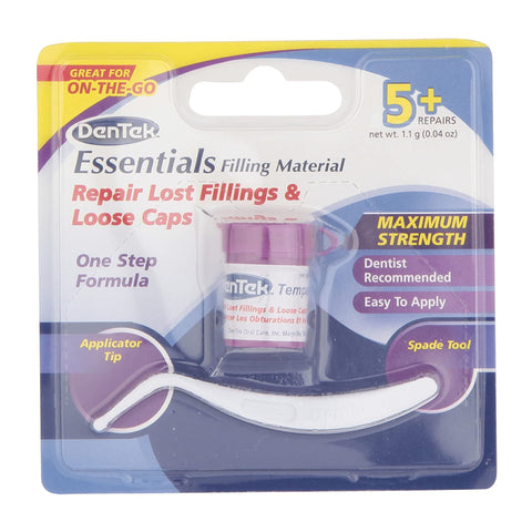 DenTek Temporary Repair for Lost Fillings & Caps - Maximum Strength