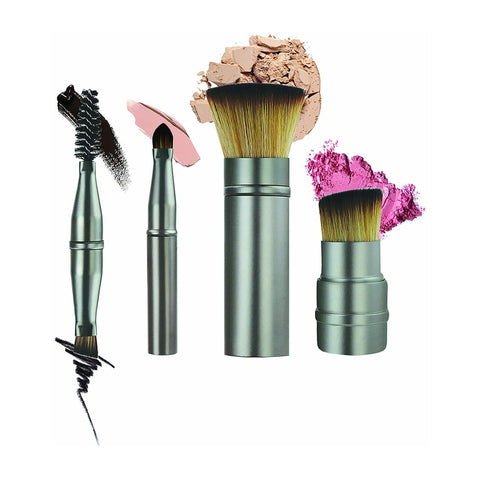 Eco Tools Refresh in 5 - 5 Multi-Tasking Make Up Brush Set