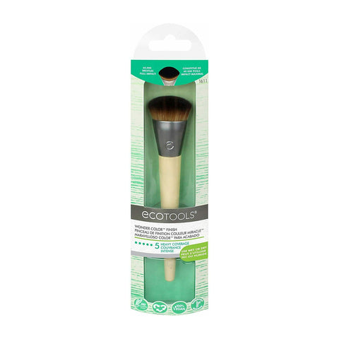 Eco Tools Wonder Colour Finish Makeup Brush - Use Wet or Dry Application