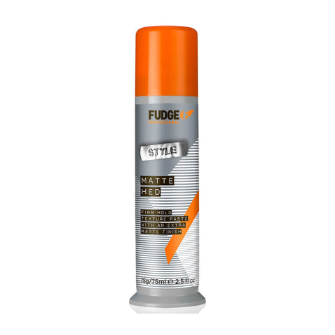 Fudge Matte Hed Firm Hold Texture Paste 85g