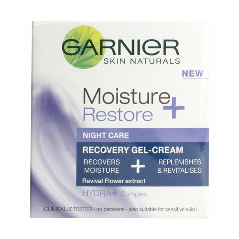 Garnier Moisture+ Restore Night Care Cream 50ml