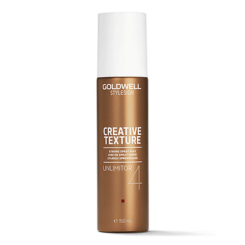 Goldwell Stylesign Creative Texture UNLIMITOR Strong Spray Wax 150ml