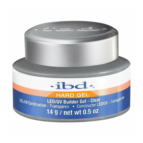 IBD - LED/UV - Builder Gel - CLEAR 14g/0.5oz