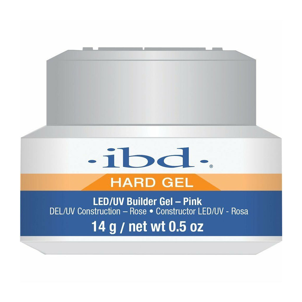 IBD - LED/UV - Builder Gel - PINK 14g/0.5oz