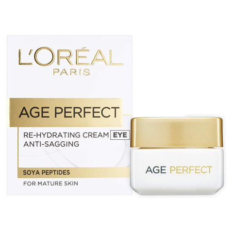L'Oreal Paris Age Perfect Re-Hydrating Anti-Sagging Eye Cream 15ml
